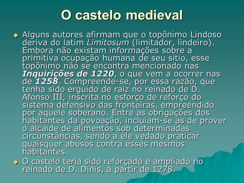 O castelo medieval