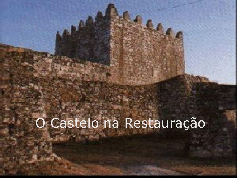O Castelo na Restauração