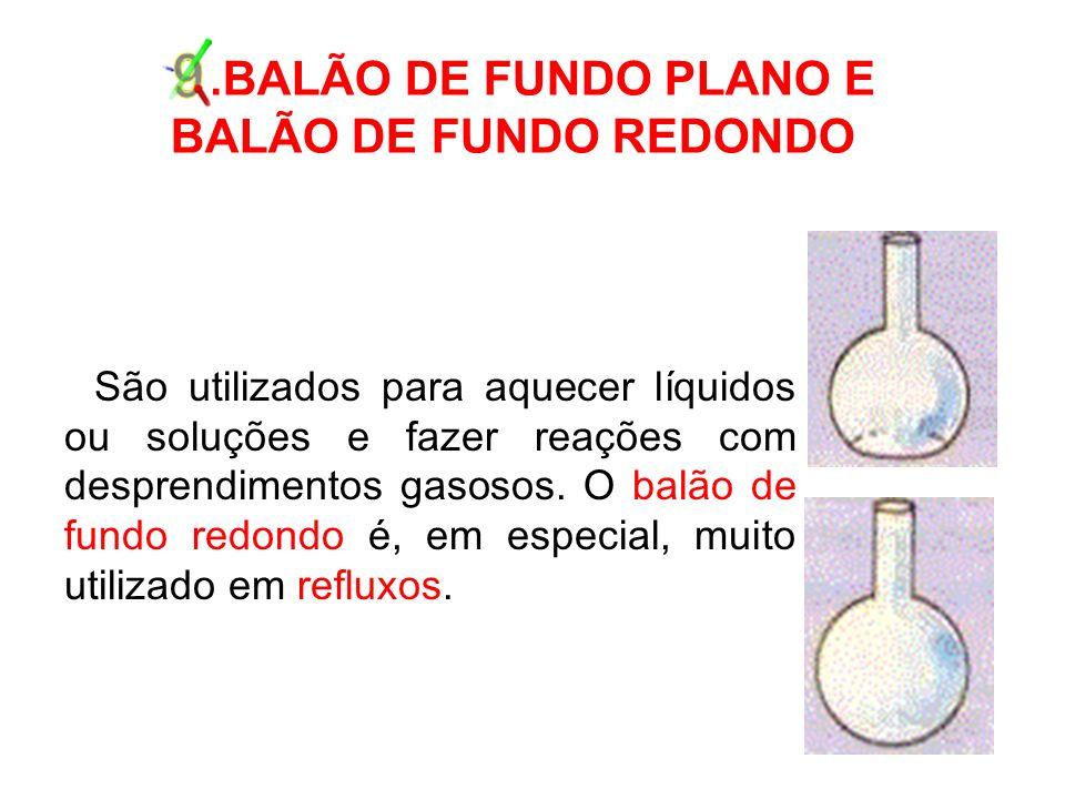 9 .BALÃO DE FUNDO PLANO E BALÃO DE FUNDO REDONDO