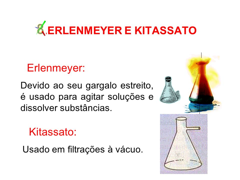 8.ERLENMEYER E KITASSATO