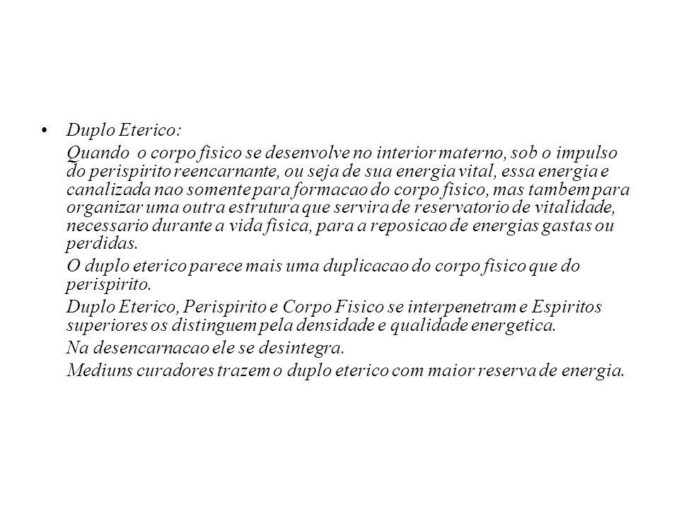 Duplo Eterico: