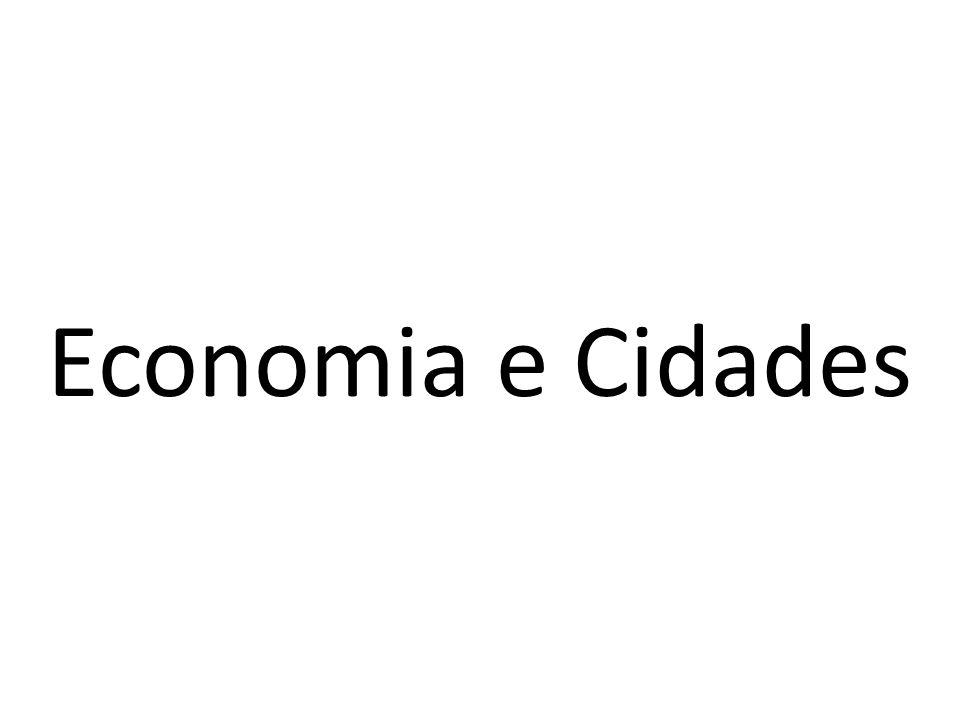 Economia e Cidades