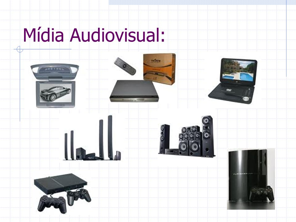 Mídia Audiovisual: