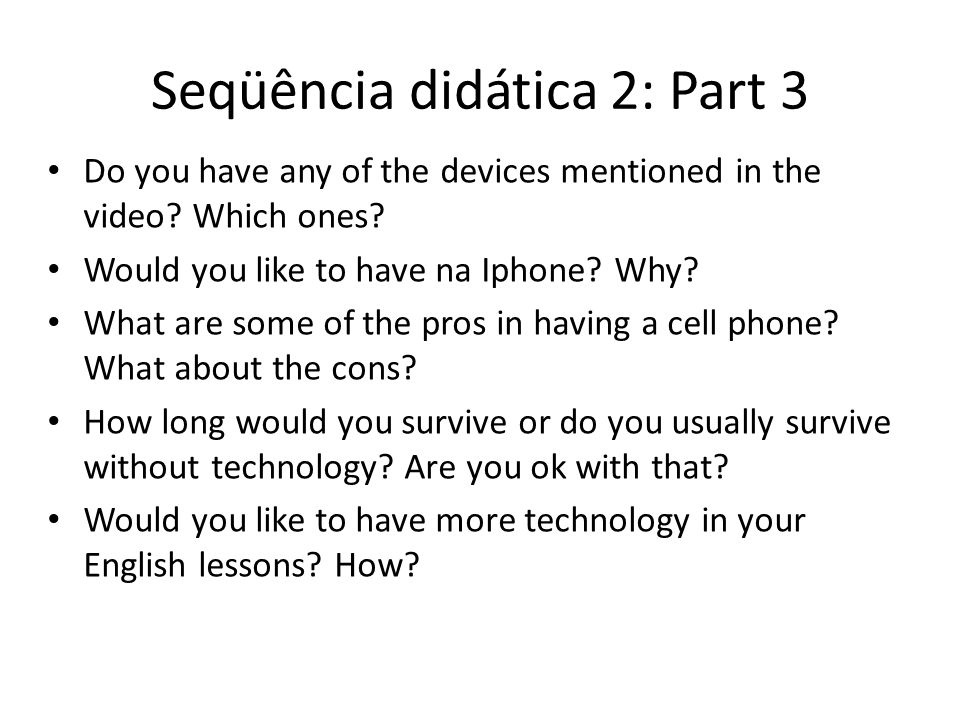 Seqüência didática 2: Part 3