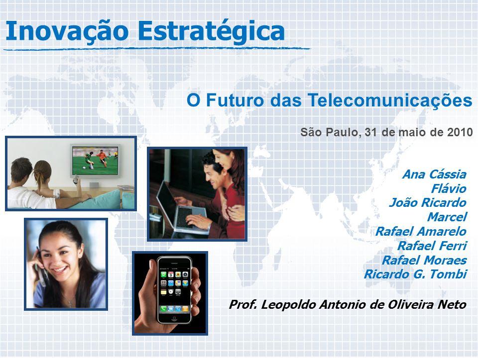 Inovação Estratégica O Futuro das Telecomunicações