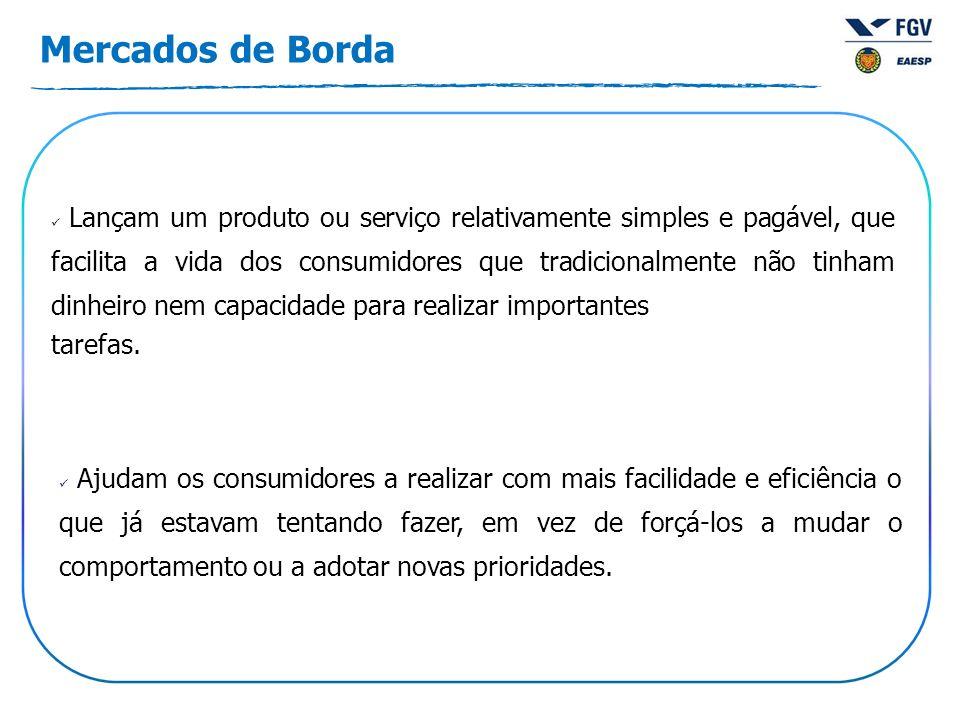 Mercados de Borda