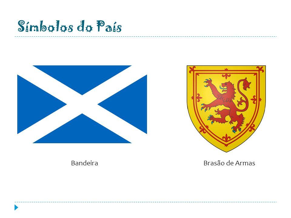 Símbolos do País Bandeira Brasão de Armas