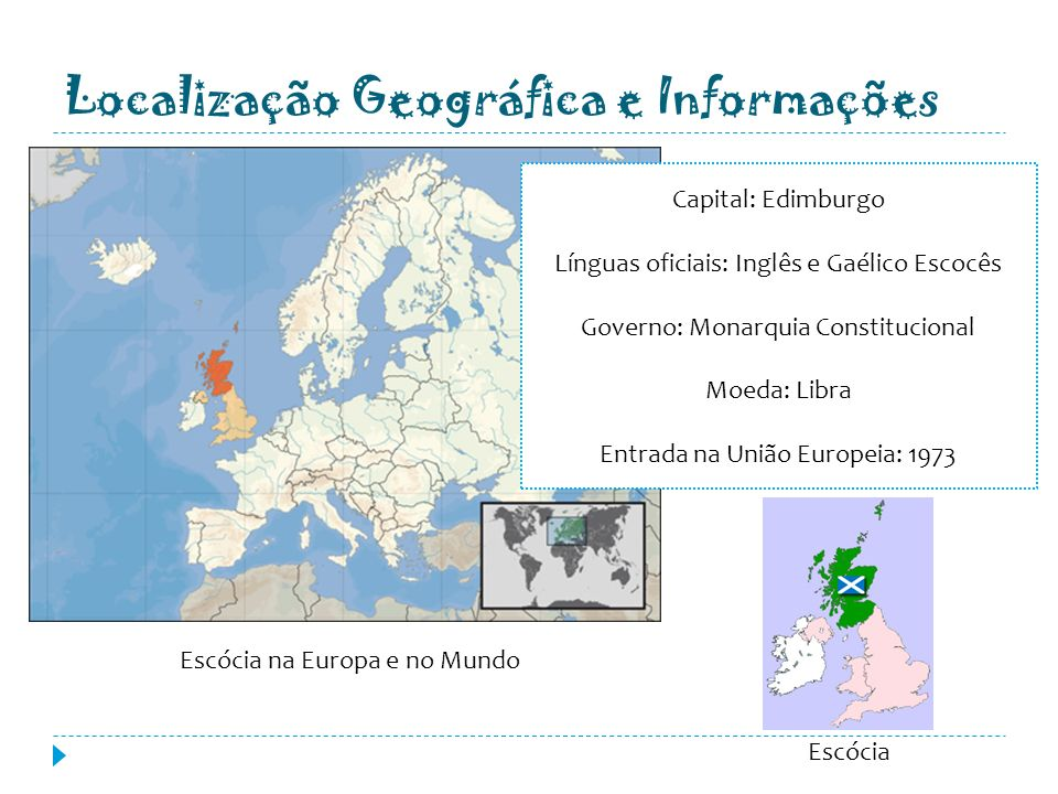 Localização Geográfica e Informações