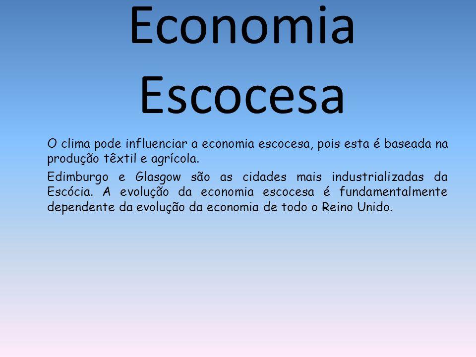 Economia Escocesa