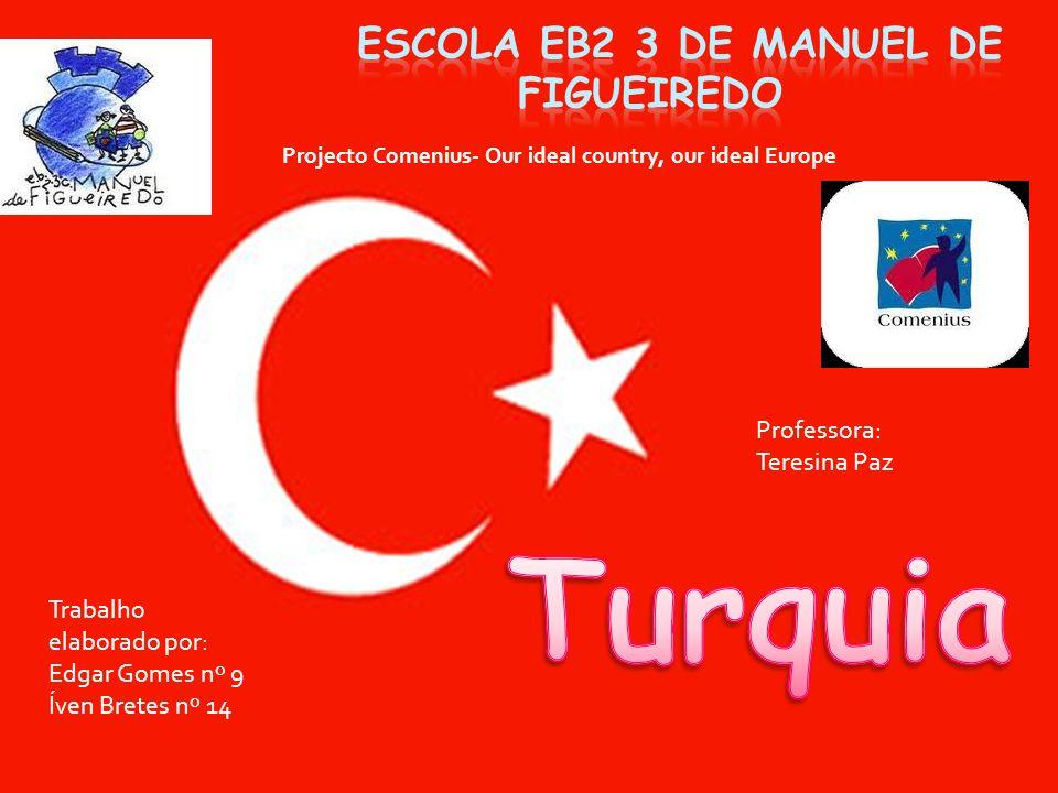 Escola Eb2 3 de Manuel de Figueiredo