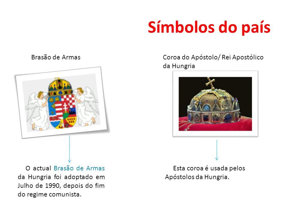 Símbolos do país Brasão de Armas