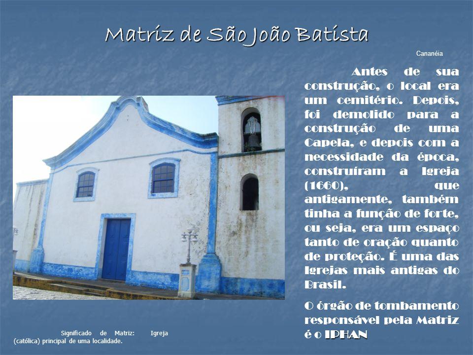 Matriz de São João Batista