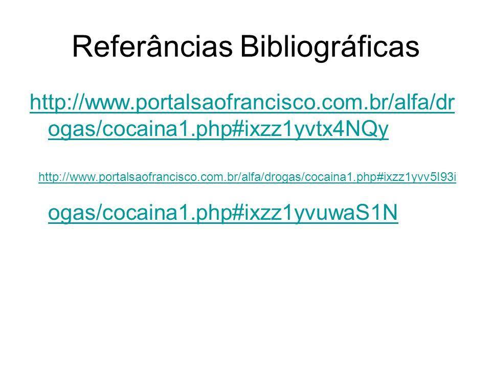 Referâncias Bibliográficas