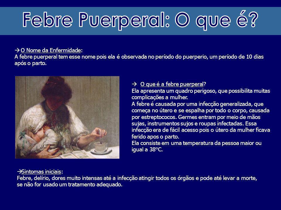Febre Puerperal: O que é
