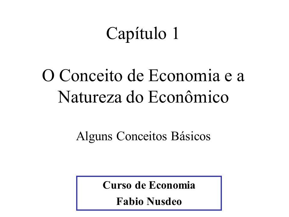 Curso de Economia Fabio Nusdeo