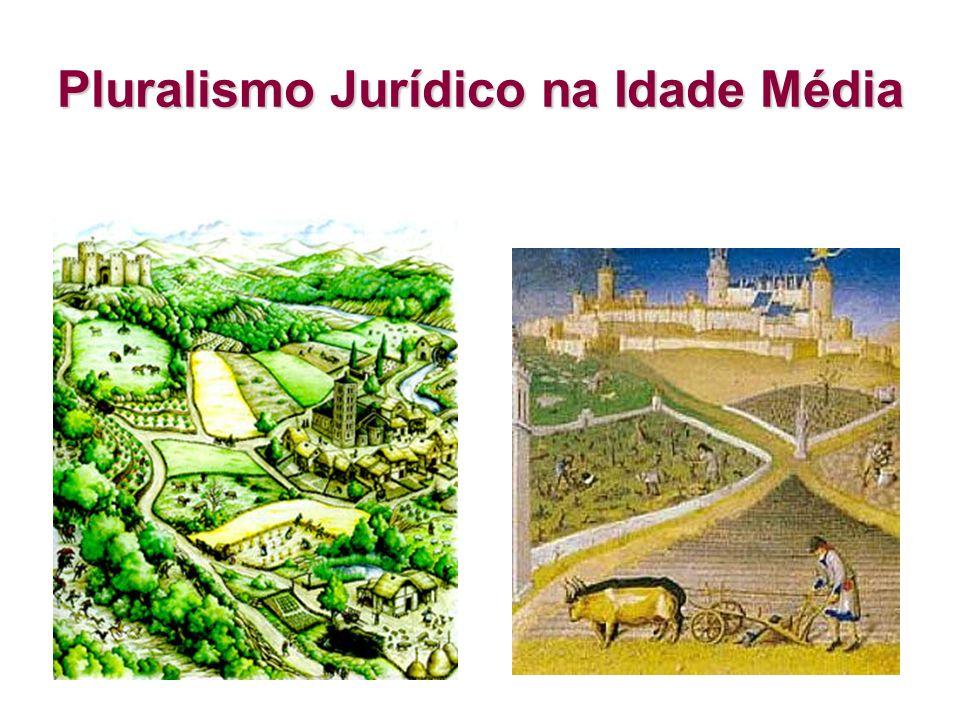 Pluralismo Jurídico na Idade Média