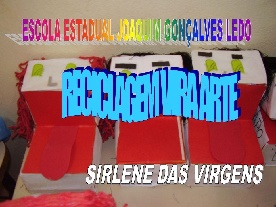 ESCOLA ESTADUAL JOAQUIM GONÇALVES LEDO