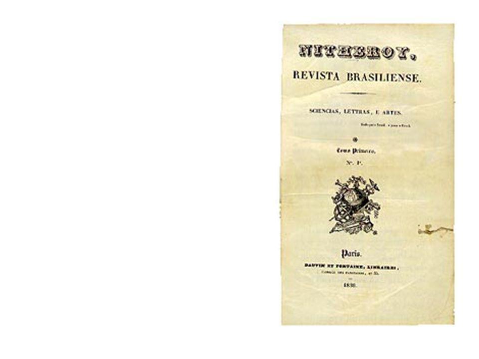 Romantismo Contexto no Brasil 1832 - 1889