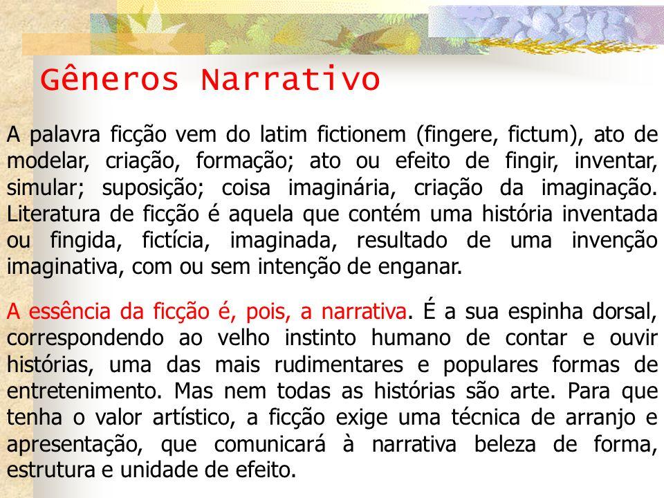 Gêneros Narrativo