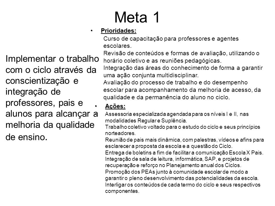 Meta 1