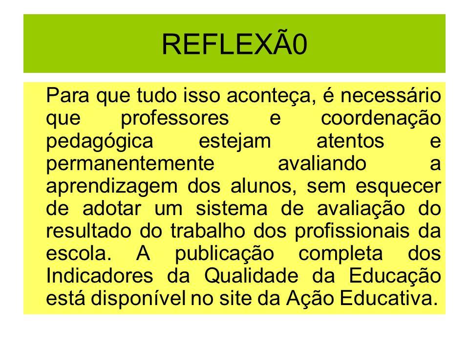 REFLEXÃ0