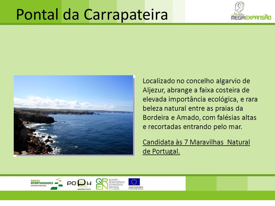 Pontal da Carrapateira