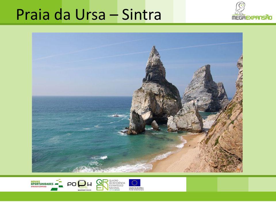 Praia da Ursa – Sintra