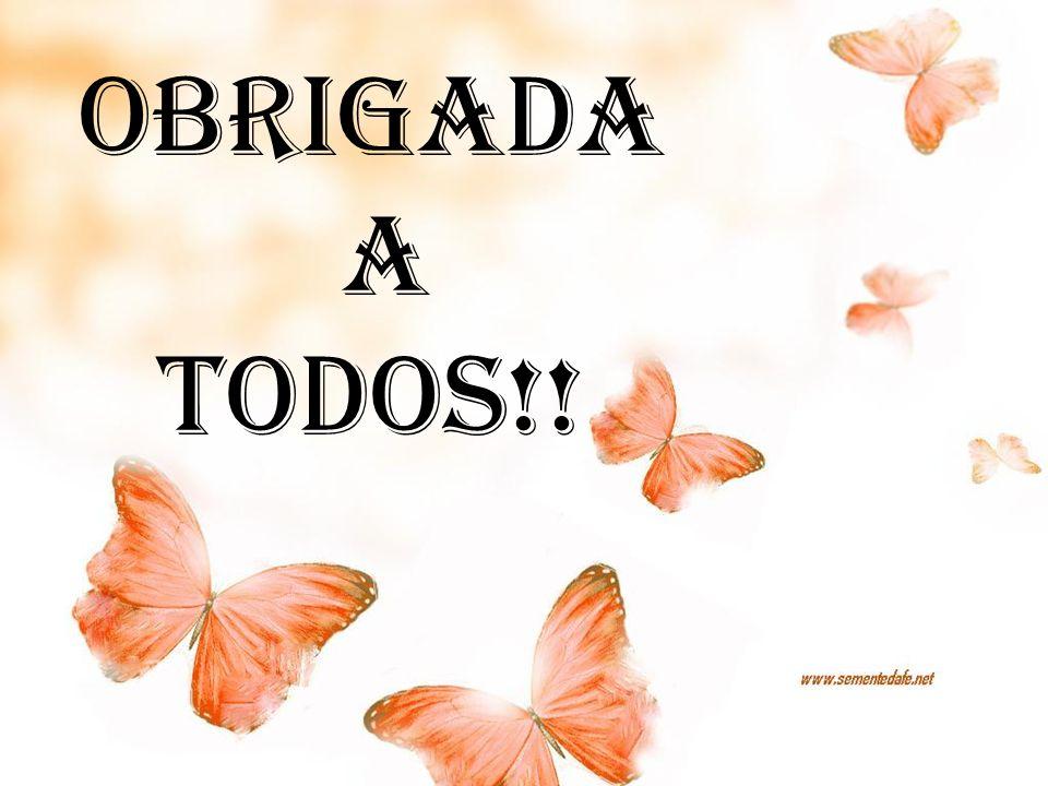 OBRIGADA A TODOS!!
