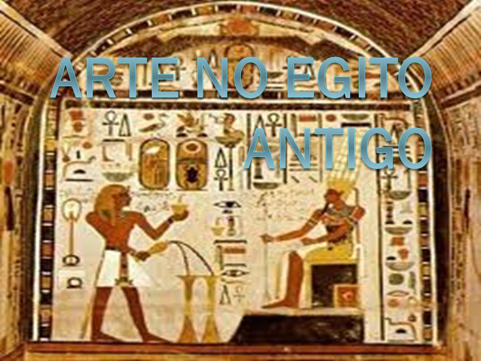 Arte no Egito Antigo