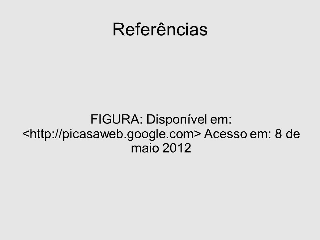 Referências FIGURA: Disponível em:
