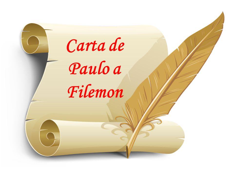 Carta de Paulo a Filemon