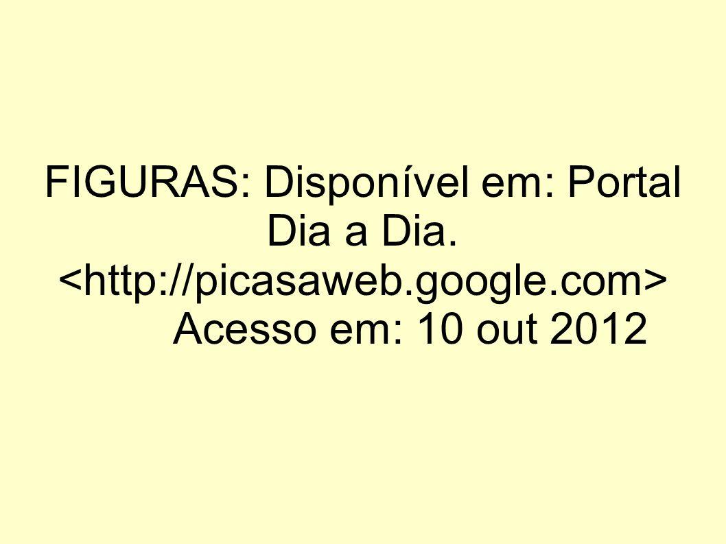 FIGURAS: Disponível em: Portal Dia a Dia. <http://picasaweb. google
