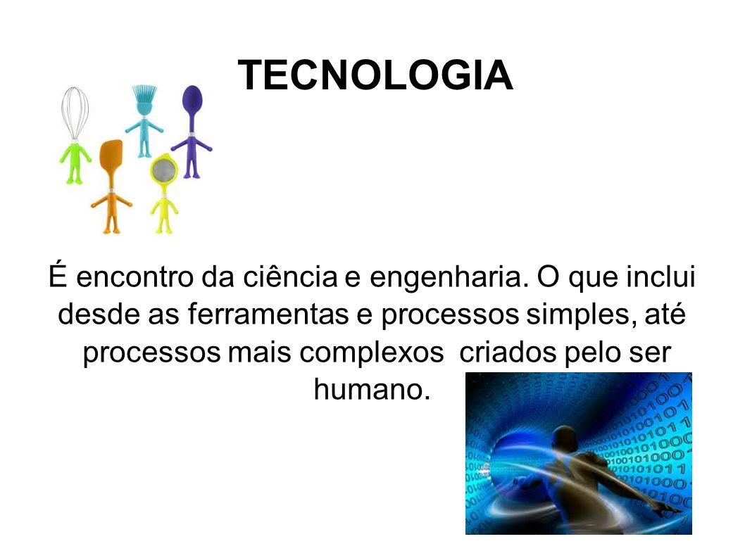 processos mais complexos criados pelo ser humano.