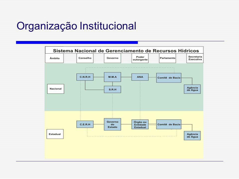 Organização Institucional