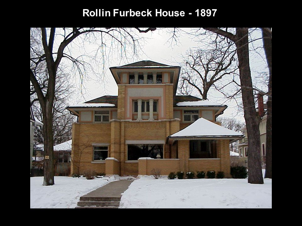 Rollin Furbeck House - 1897