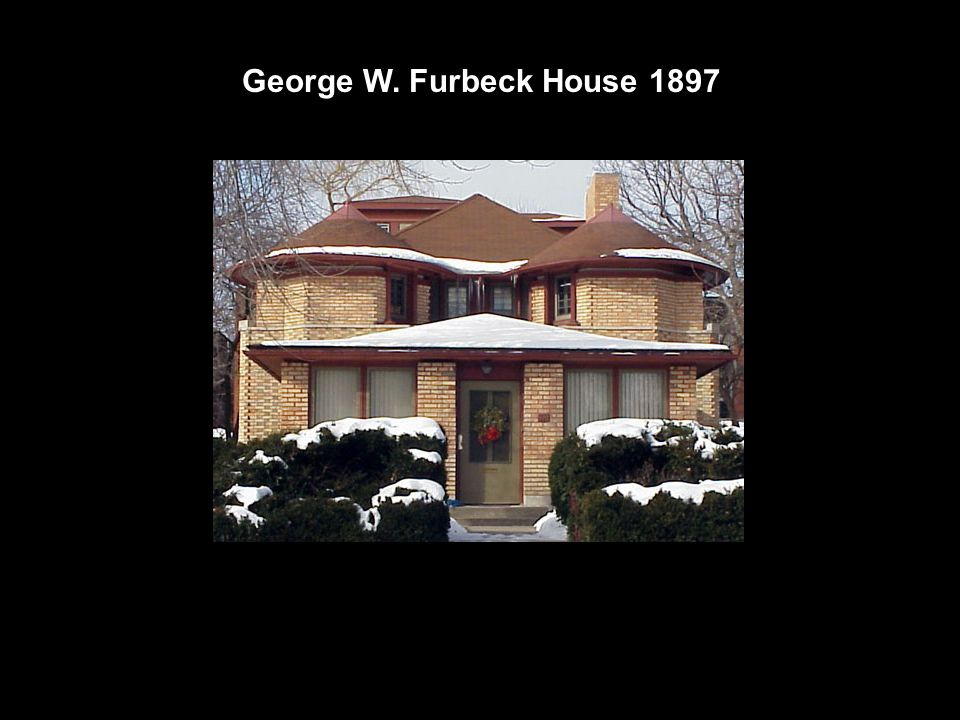 George W. Furbeck House 1897