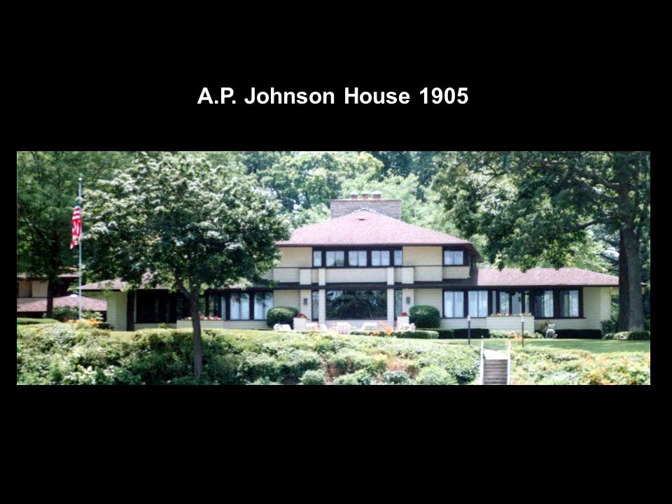 A.P. Johnson House 1905