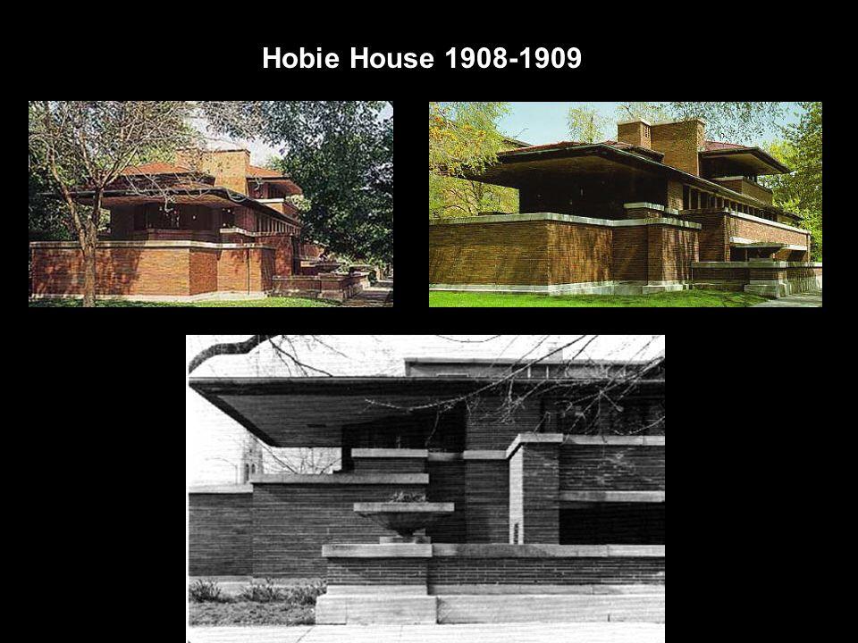 Hobie House 1908-1909