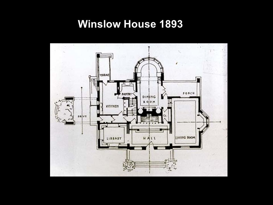 Winslow House 1893