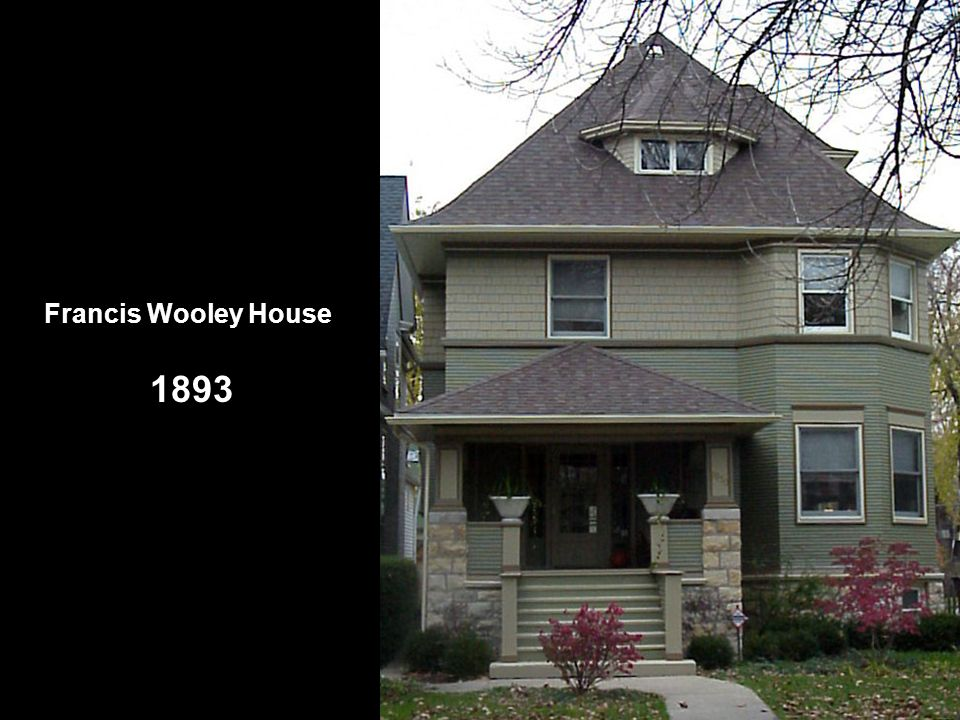 Francis Wooley House 1893