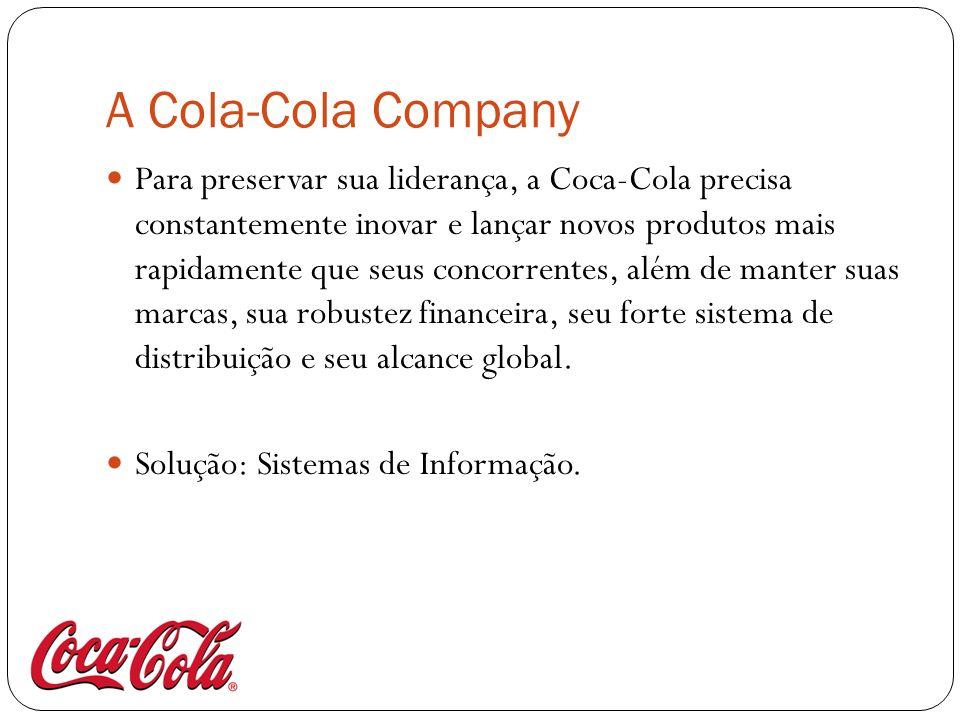 A Cola-Cola Company