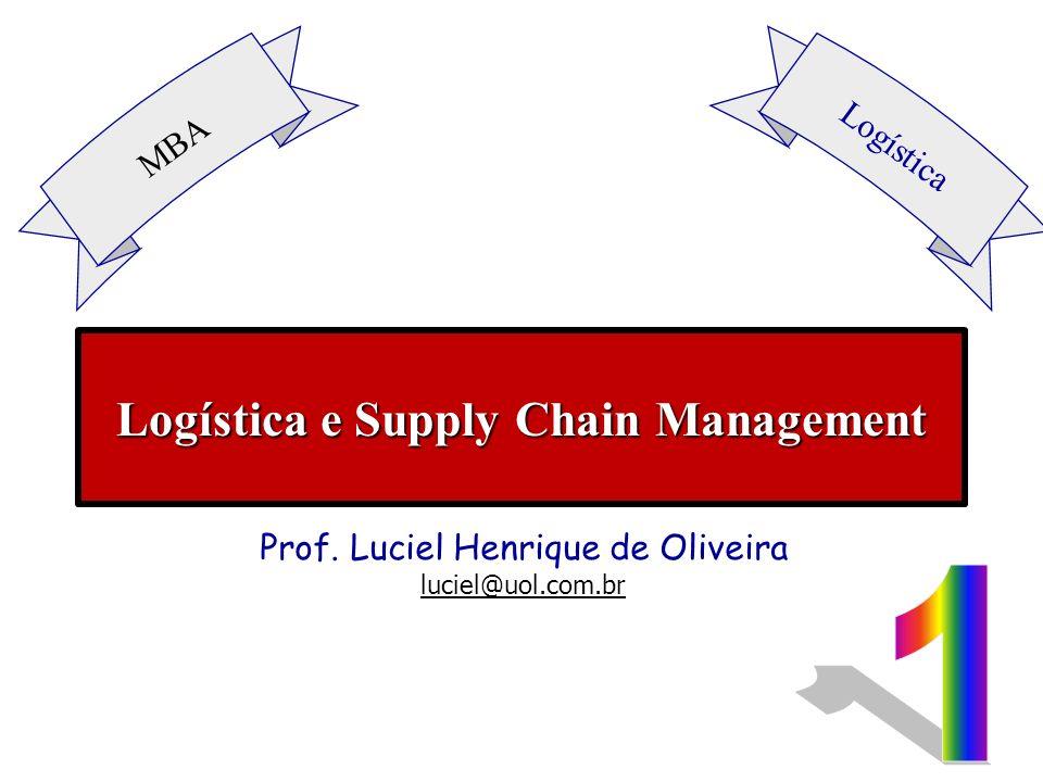 REFERÊNCIAS BALLOU, Ronald H. Gerenciamento da Cadeia de Suprimentos / Logística Empresarial. Porto Alegre: Bookman. 2006 (Cap. 1)