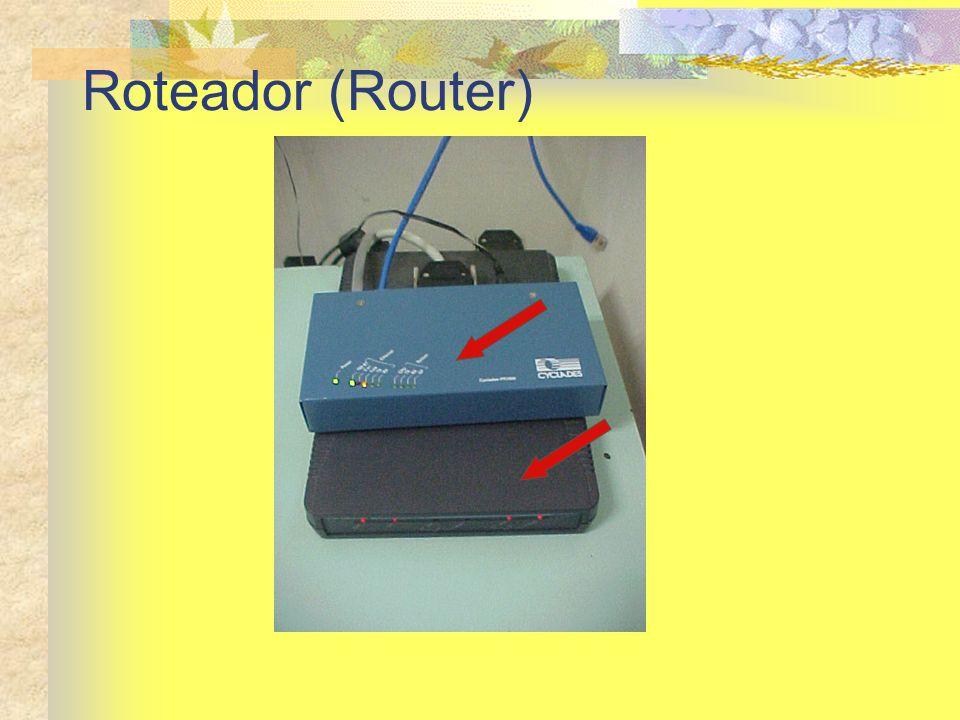 Roteador (Router)