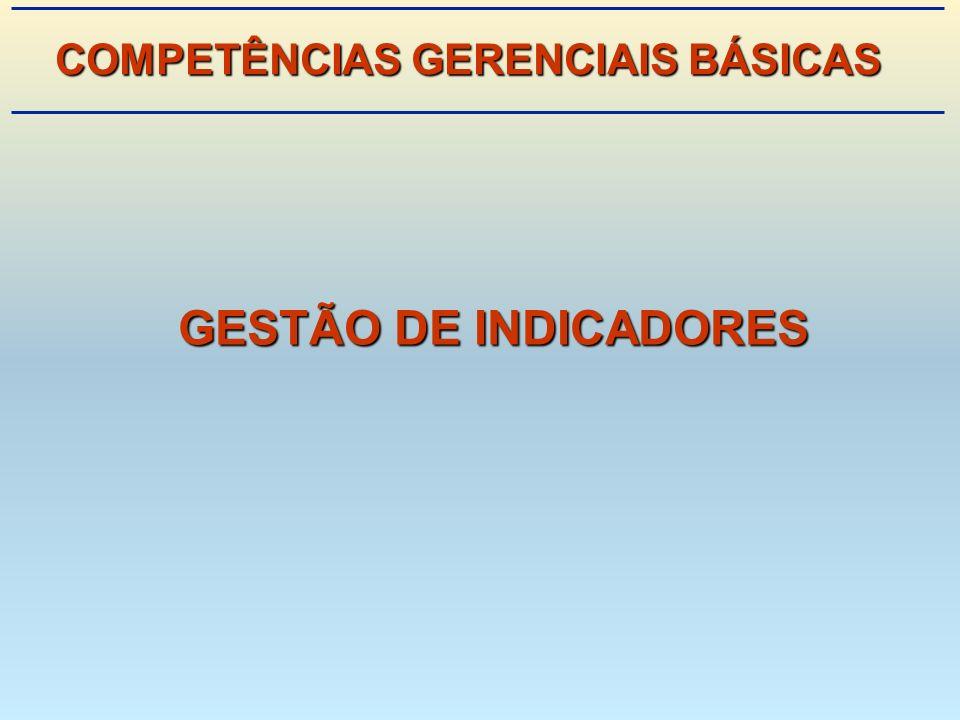 COMPETÊNCIAS GERENCIAIS BÁSICAS