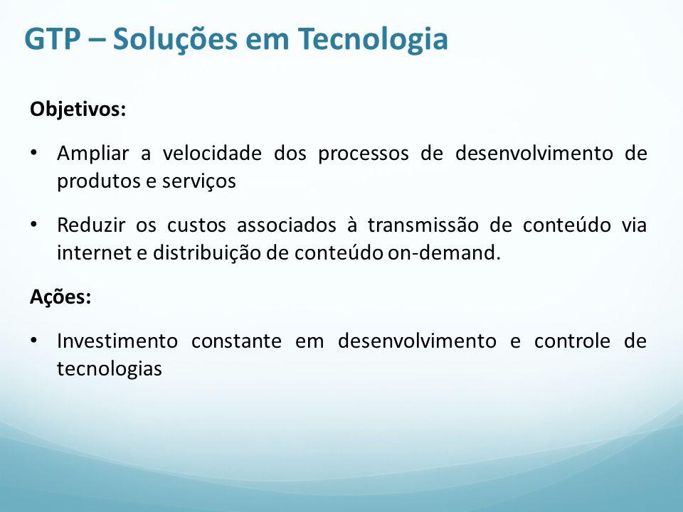 GTP – Soluções em Tecnologia