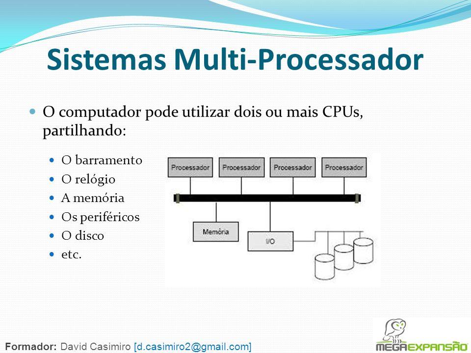 Sistemas Multi-Processador