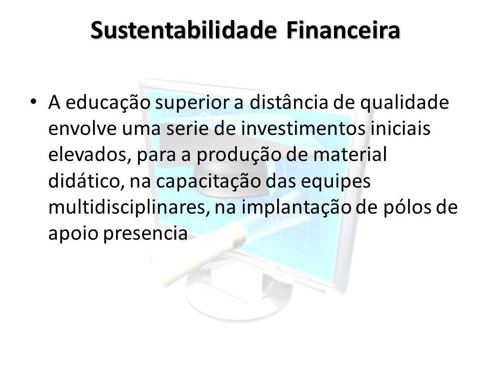 Sustentabilidade Financeira