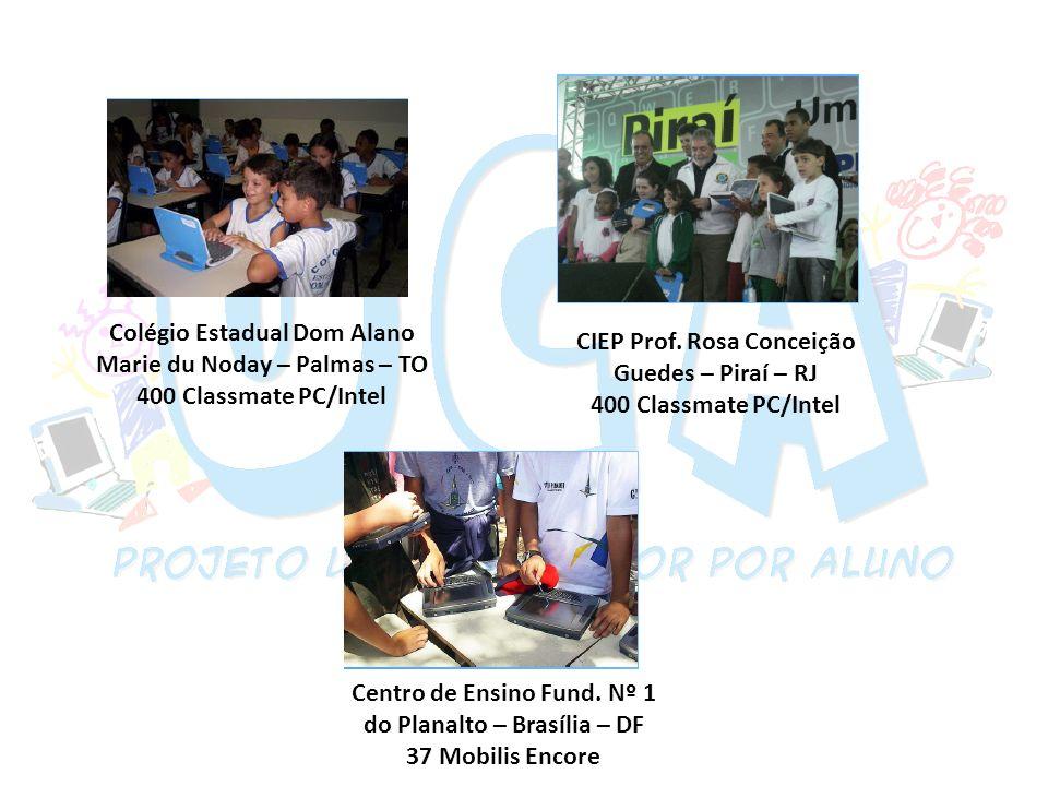 Colégio Estadual Dom Alano Marie du Noday – Palmas – TO