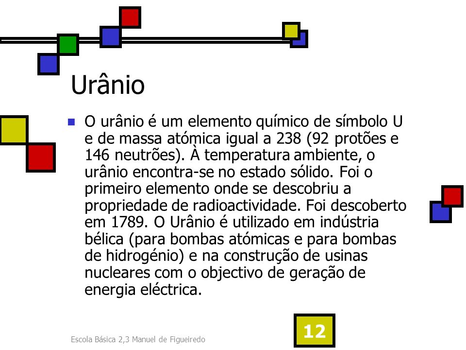 Urânio