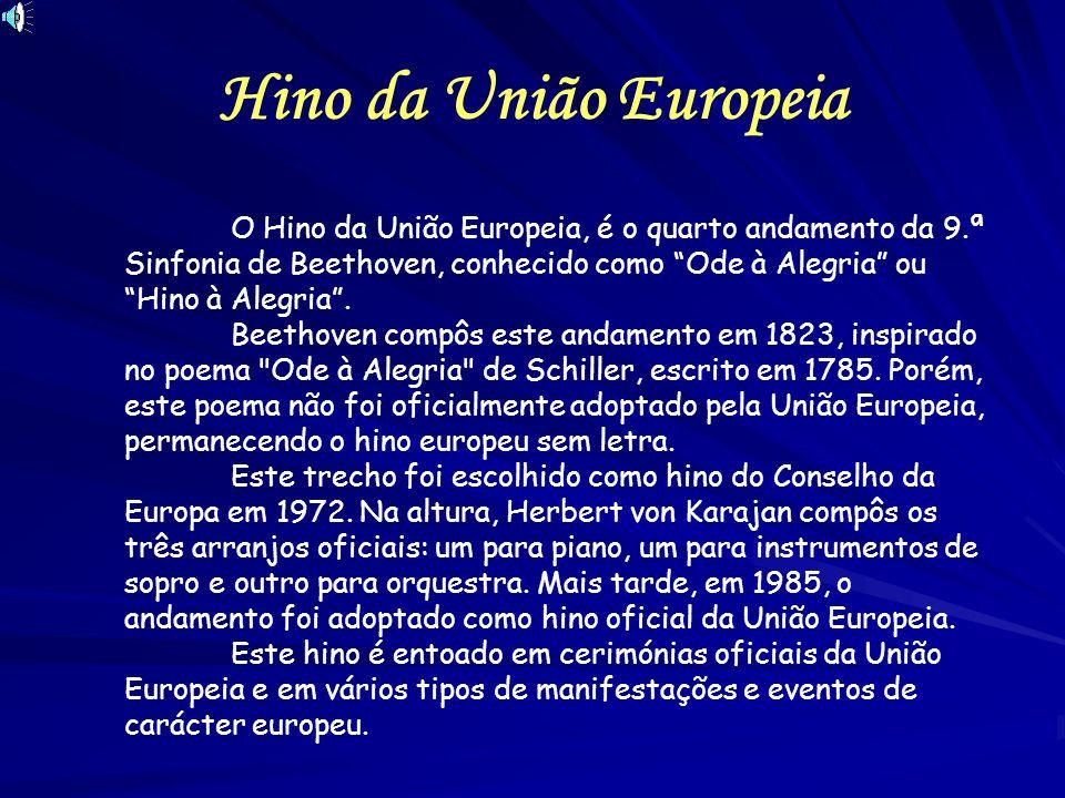 Hino da União Europeia